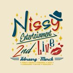 「Nissy Entertainment 2nd LIVE」LIVEロゴ&グッズを文字だけ発…