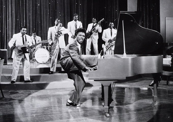 Happy Birthday to Little Richard, who turns 85 today!