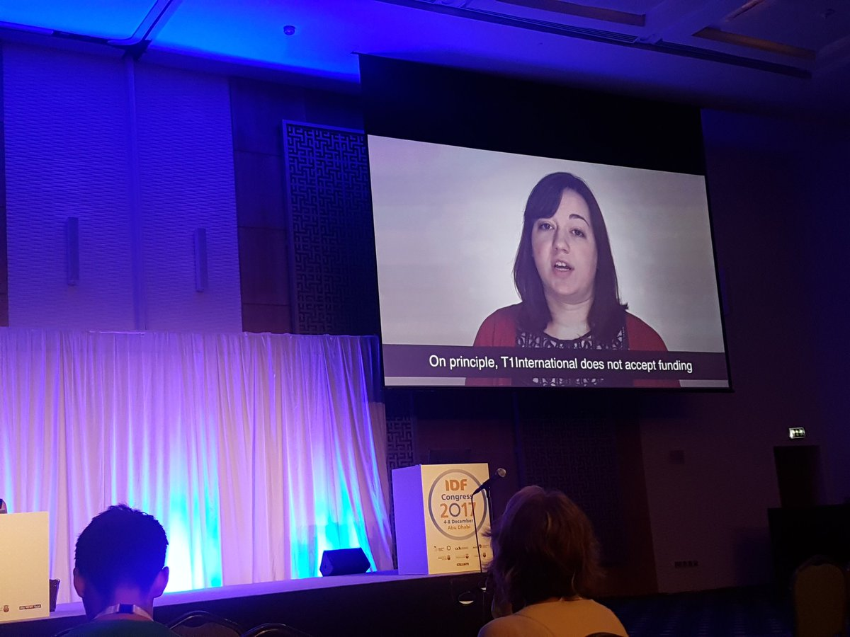 Lovely video from @erpfiester  about the role @t1international has been playing in #insulin4all #accesstoinsulin #advocacy #idf2017<br>http://pic.twitter.com/9vQHNzRaqG