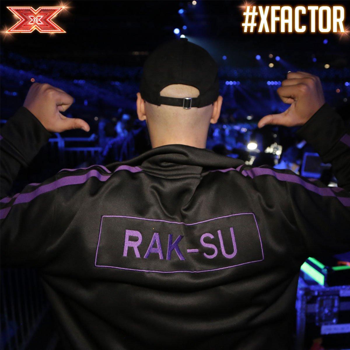 Rak-What!? @Mustafa_Raksu 🔥🔥🔥 #XFactor https://t.co/wO3gK6J5Dj