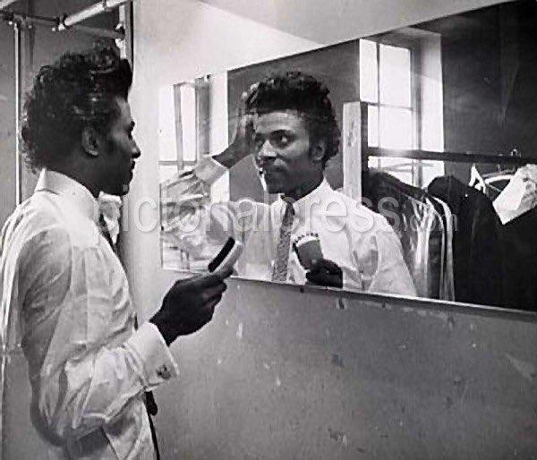 Happy Bday Mr Penniman , I Love You ! God Bless Little Richard !