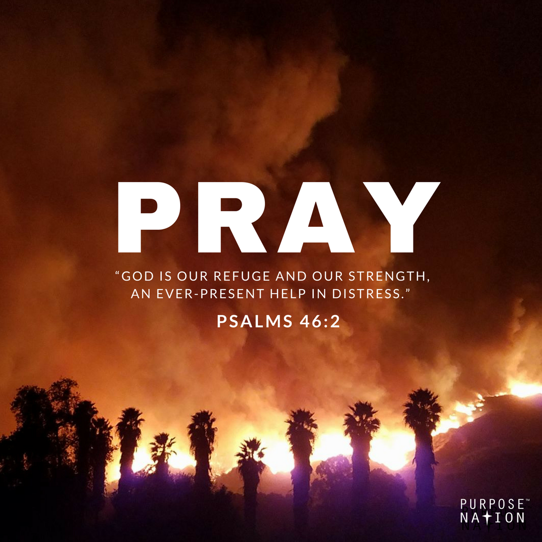 Pray For Ventura >> Purpose Nation On Twitter Join Us In Praying For Protection For