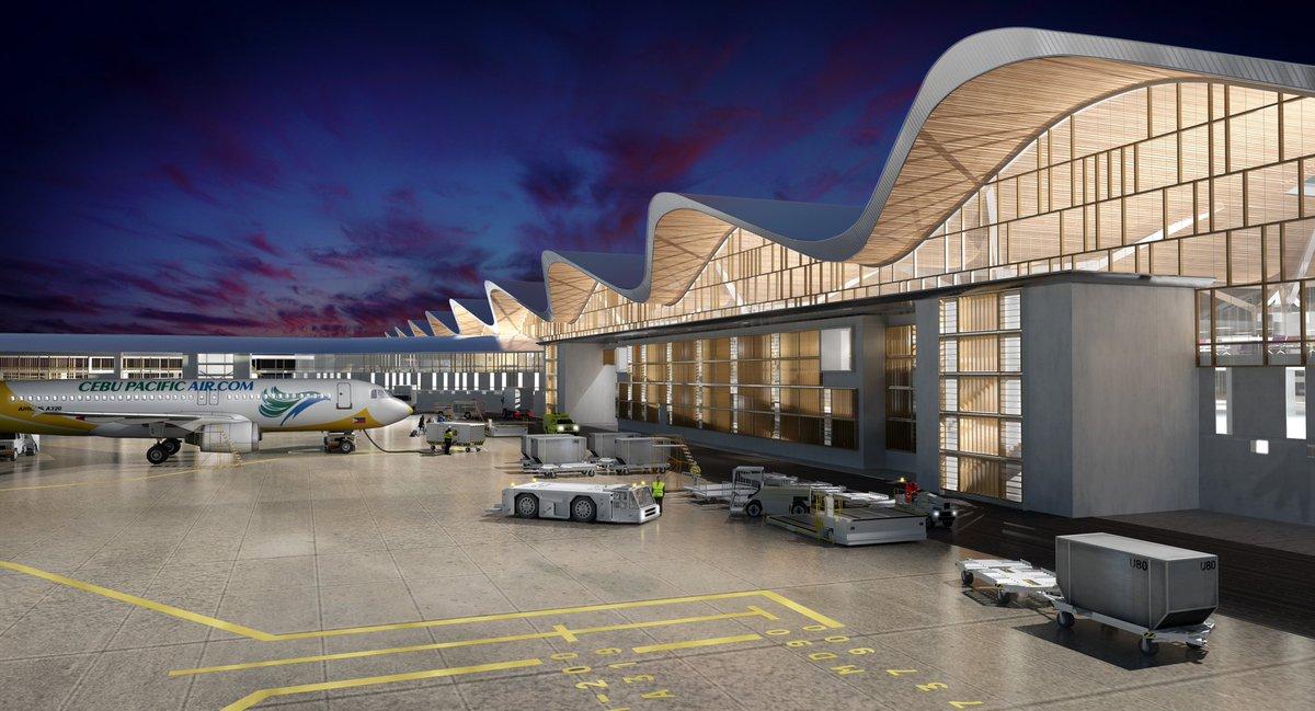 Clark airport rendering | scoopnest.com