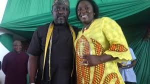 Statue loving Governor Rochas Okorocha appoints sister as commissioner for Happiness and couples fulfillment