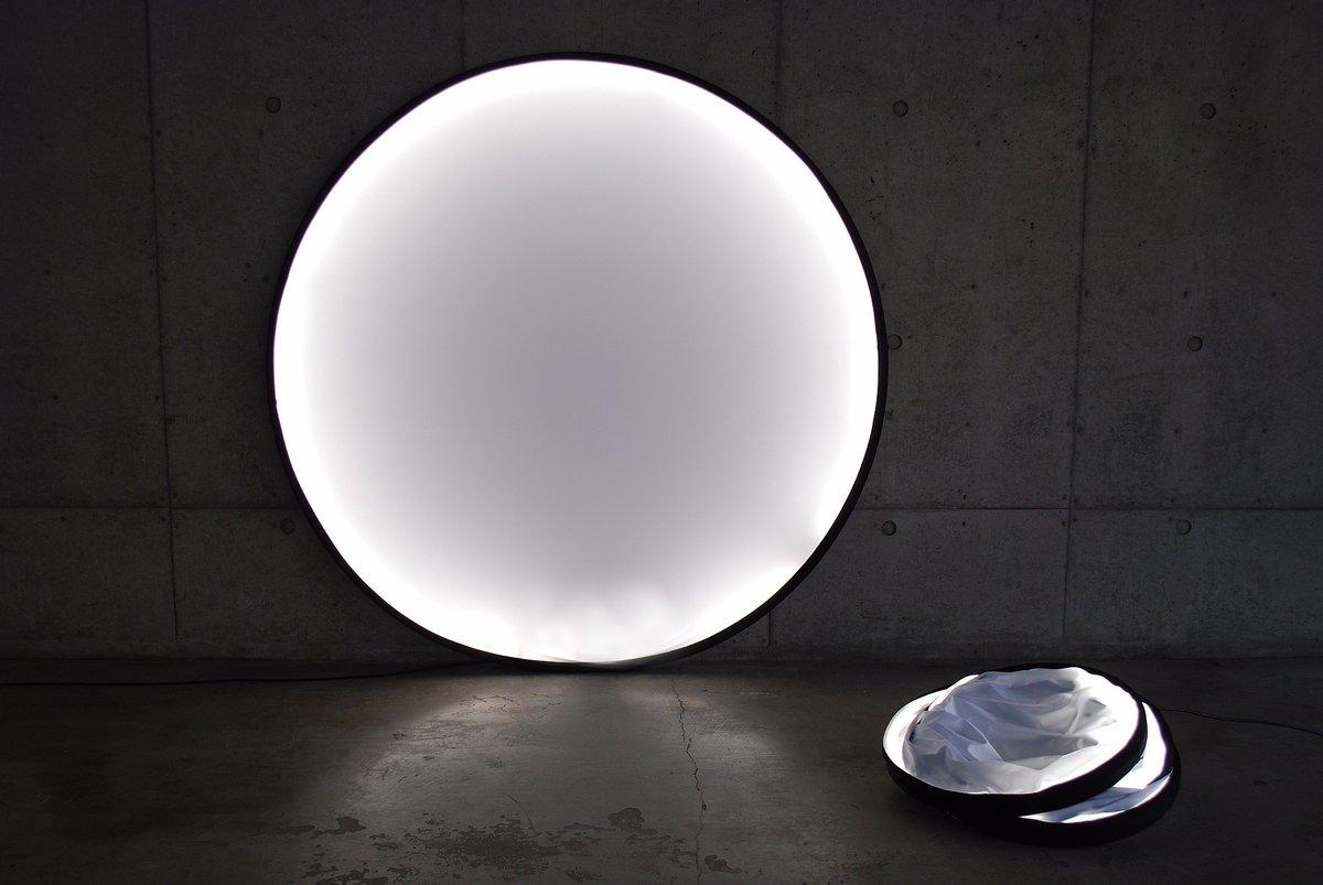 pallucco lighting. #collapsiblemoon By #kazuhiroyamanaka For @Pallucco Photo #kazuhiroyamanakapic.twitter.com/3EHp8D3u0i Pallucco Lighting U