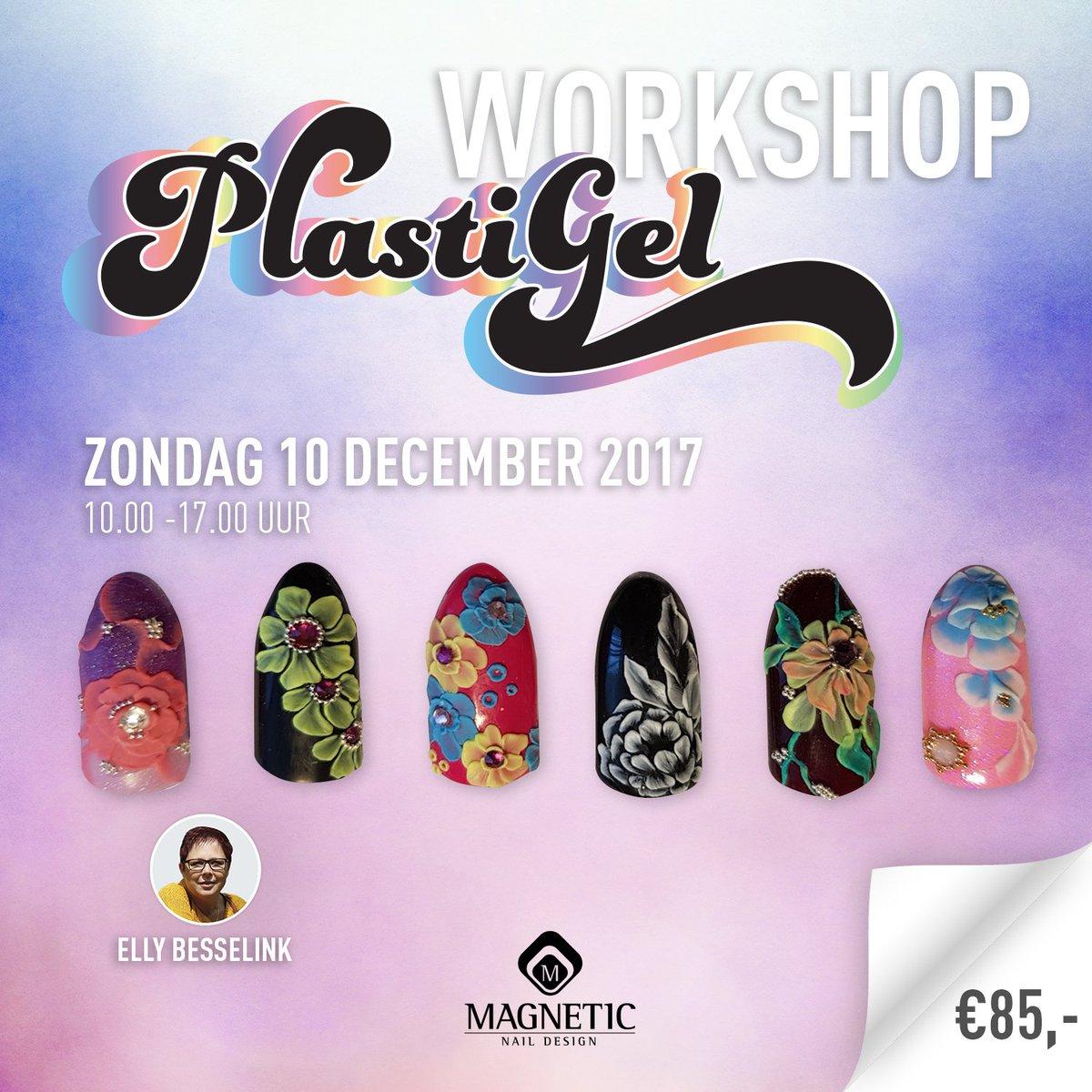 Magnetic Nail Design On Twitter Schrijf Je Nog Snel In Workshop