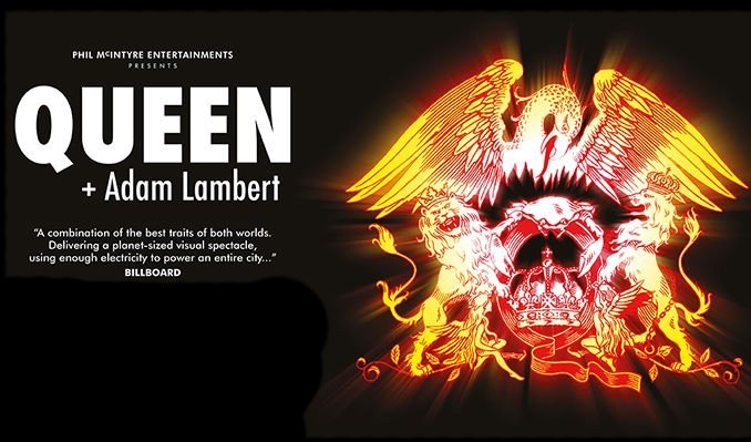Lots of new seats have just been released for @QueenWillRock and @adamlambert coming to @TheO2 this time next week! Get them here:  http:// w.axs.com/7uvy30h19EC  &nbsp;   #QueenAndAdamLambert <br>http://pic.twitter.com/2ykDC6QaKr