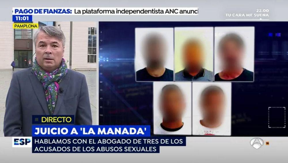 'La Manada' viola en grupo a su abogado al interpretar su defensa como consentimiento https://t.co/uuspsKKRsQ