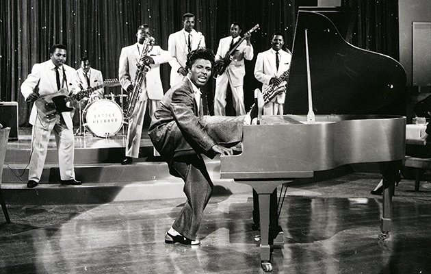 Happy 85th Birthday to the great Little Richard !