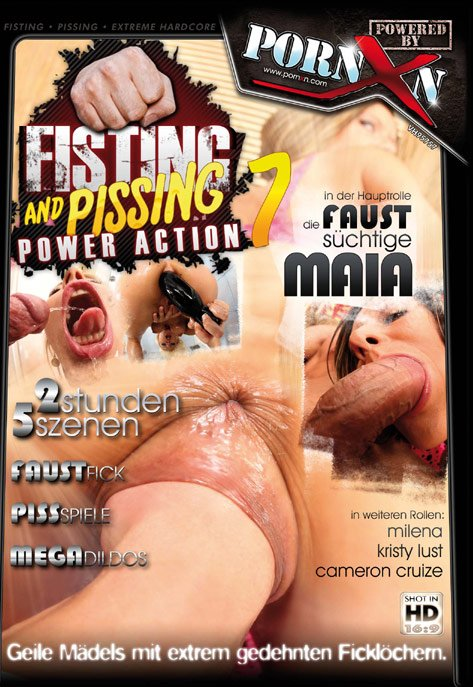 Sex anal dvd fisting you