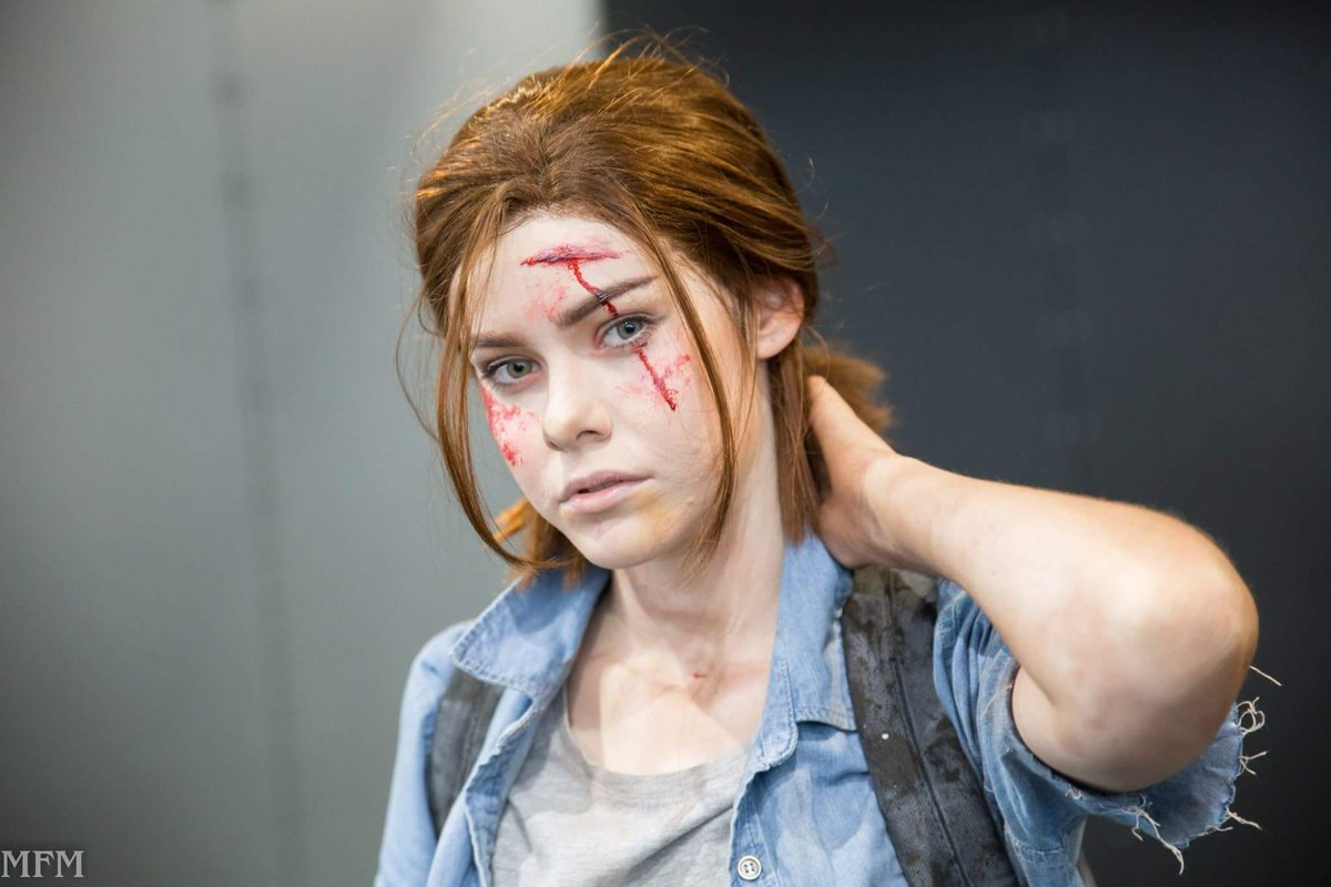 Mfm Photography A Twitter Ellie The Last Of Us Part Ii