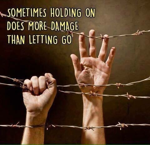 Inspirational Quotes On Twitter Sometimes Holding On Does More