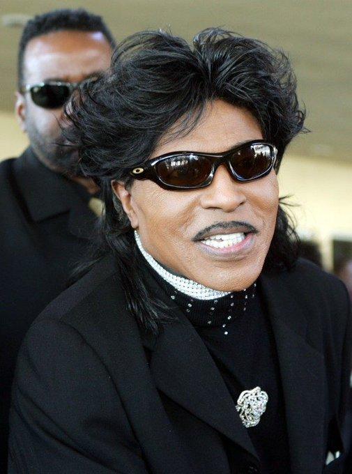 Wishing Little Richard a Happy Birthday!
