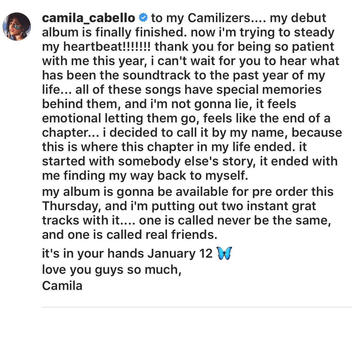 to my camilizers....