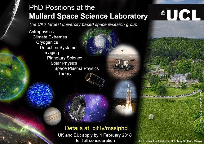 astrophysics research topics