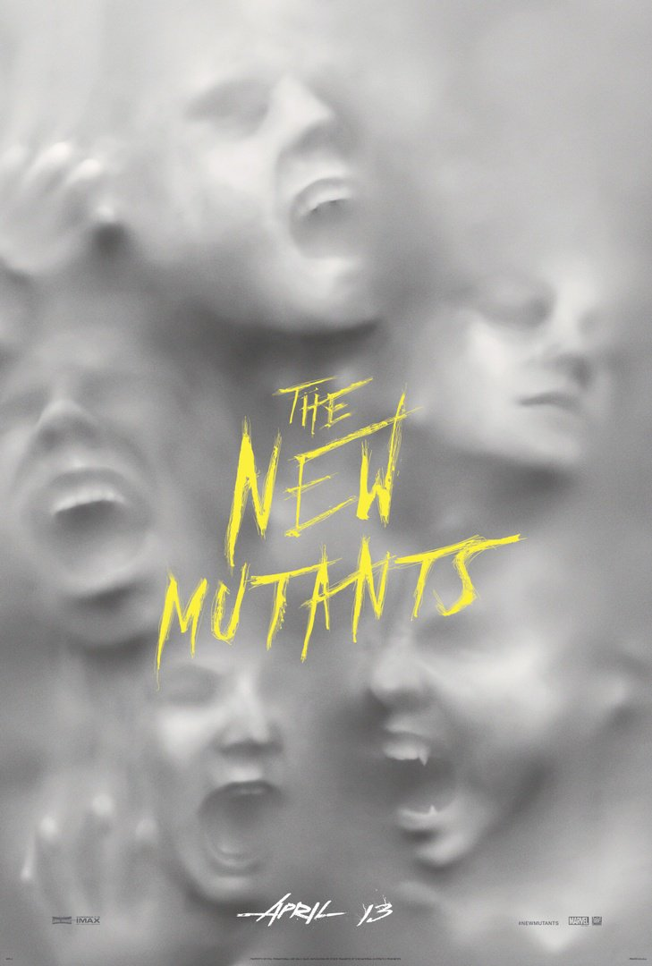 Xmen : The new mutants - spin off par Josh Boone (2018) - Page 4 DQSbh_rVwAA0Dhw