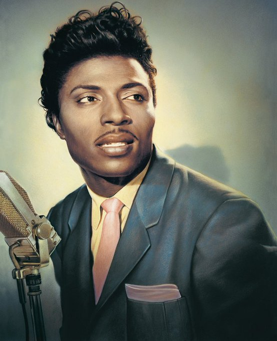 Happy birthday to Rock N Roll pioneer and legend, Little Richard!