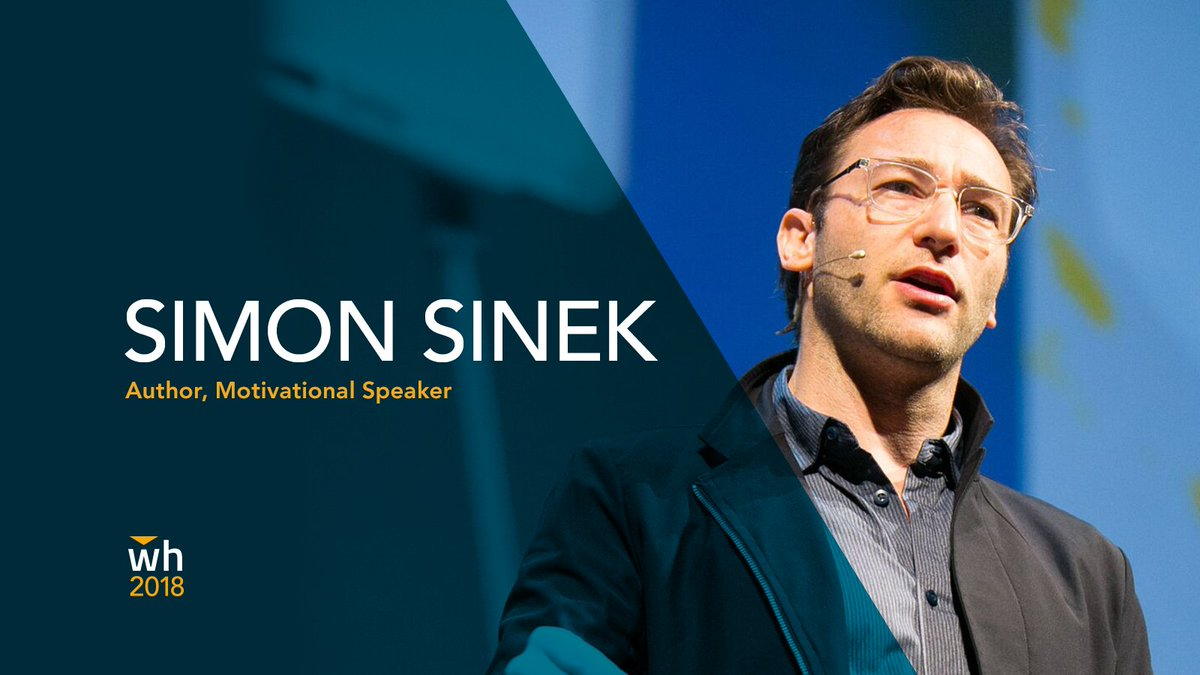 workhuman on twitter we re so excited to announce that simonsinek