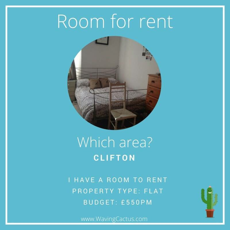 For a room to rent