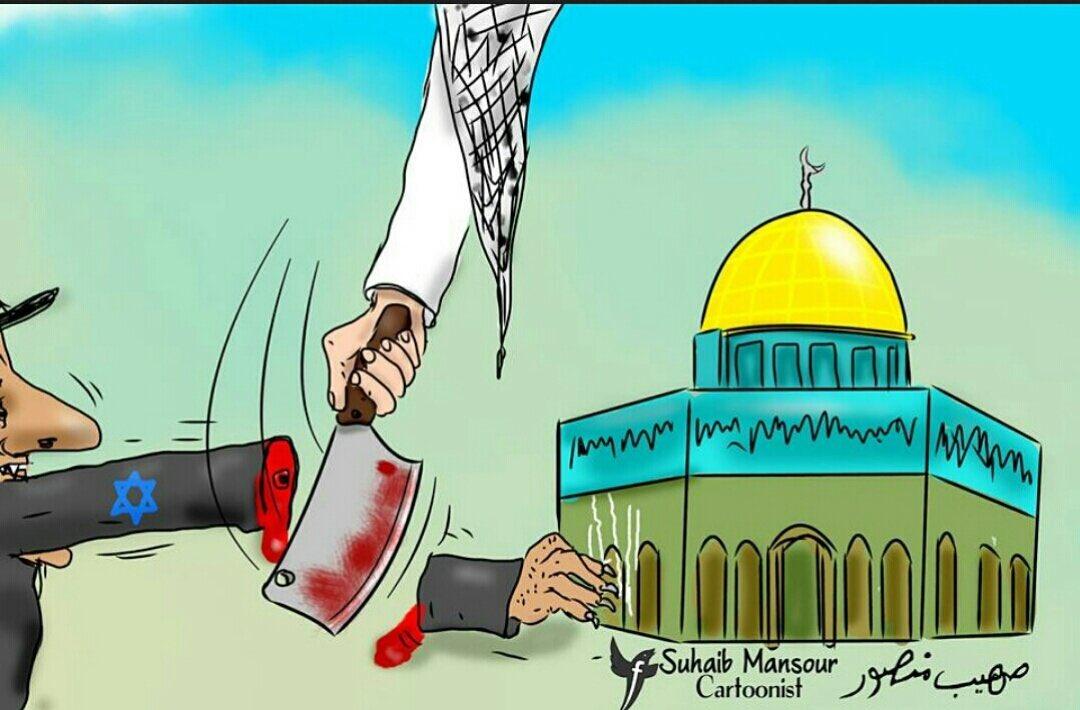 So #Palestinians are embracing violence & rage over #JerusalemStatement