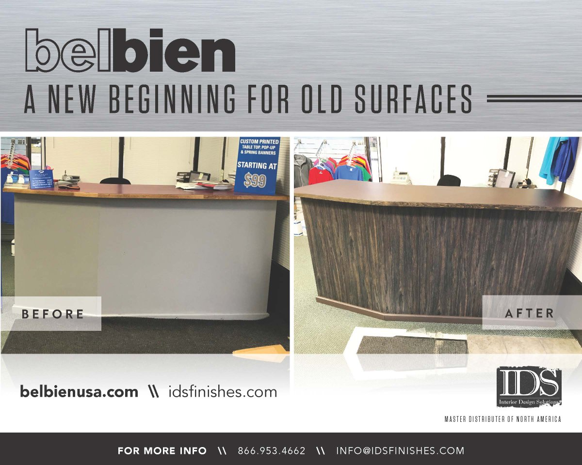 Minimize Renovation Costs And Downtime By Modernizing Your Existing  Surfaces. Belbien Architectural Finishes Http://belbienusa.com Allow You To  Bring New ...