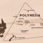 Ever wondered the boundaries of Polynesia?
