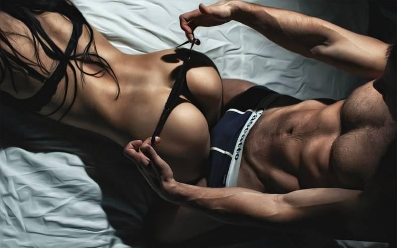 эротиеские красивые фото мужчины и женщины