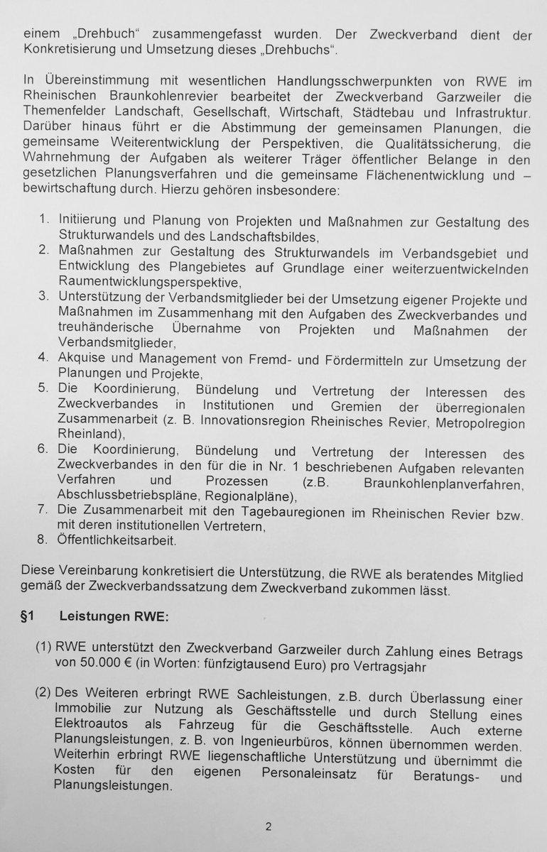 Jürgen Döschner On Twitter Zweckverband Garzweiler Hier D