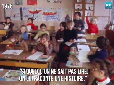 Quand les enfants évoquent les bienfaits de la lecture  - 1975 #VendrediLecture  - FestivalFocus