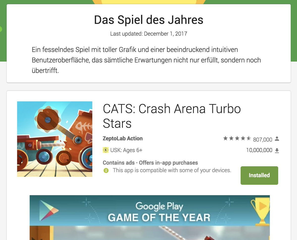 Juhani Lehtimaki On Twitter Googles Game Of The Year Contains