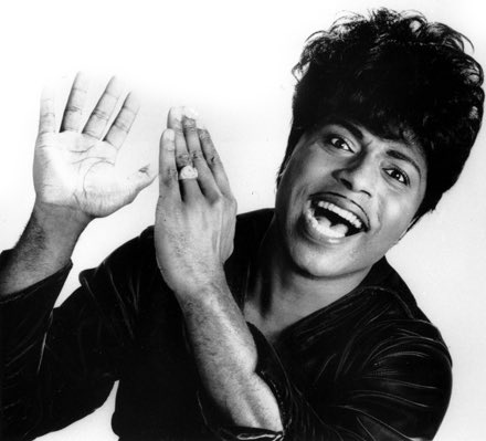 Happy Birthday, Little Richard! 85 years young and going strong!