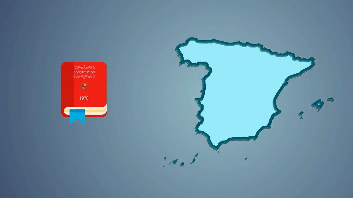 Today Spain celebrates Constitution Day,...