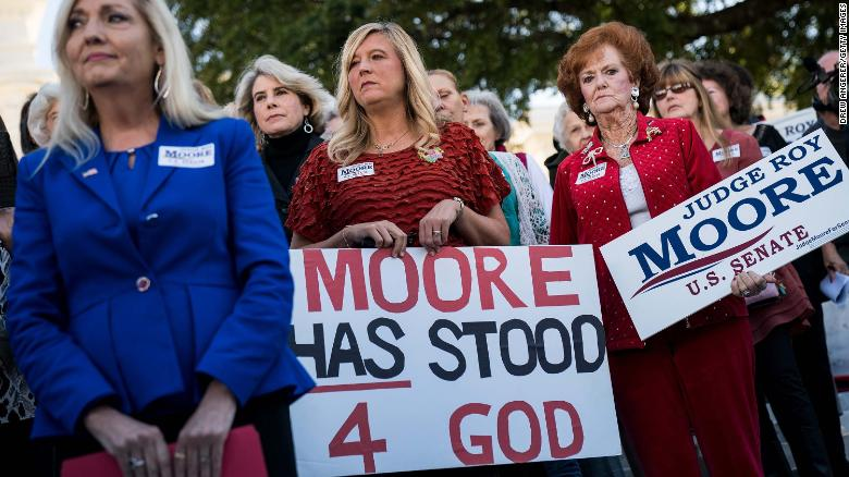 Roy Moore Quotes Simple The 48 Most Outrageous Quotes From Roy Moore's Spokeswoman In A
