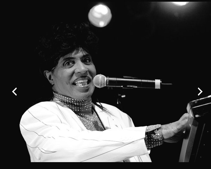 Happy 85th Birthday to the Architect of Rock n Roll Little Richard!