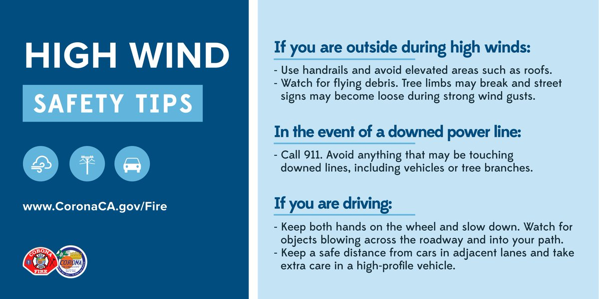 Image result for high winds and safety