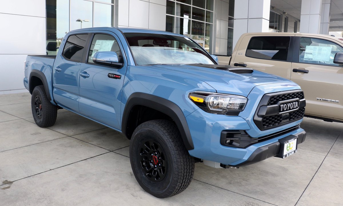 Toyota Of El Cajon On Twitter Quot We Have The Tacoma Trd Pro