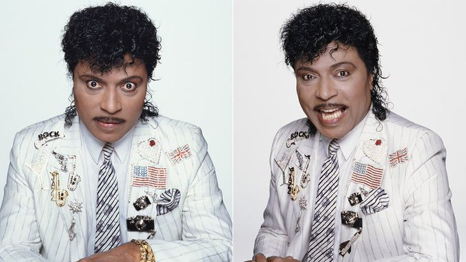 Happy 85th birthday to Little Richard!