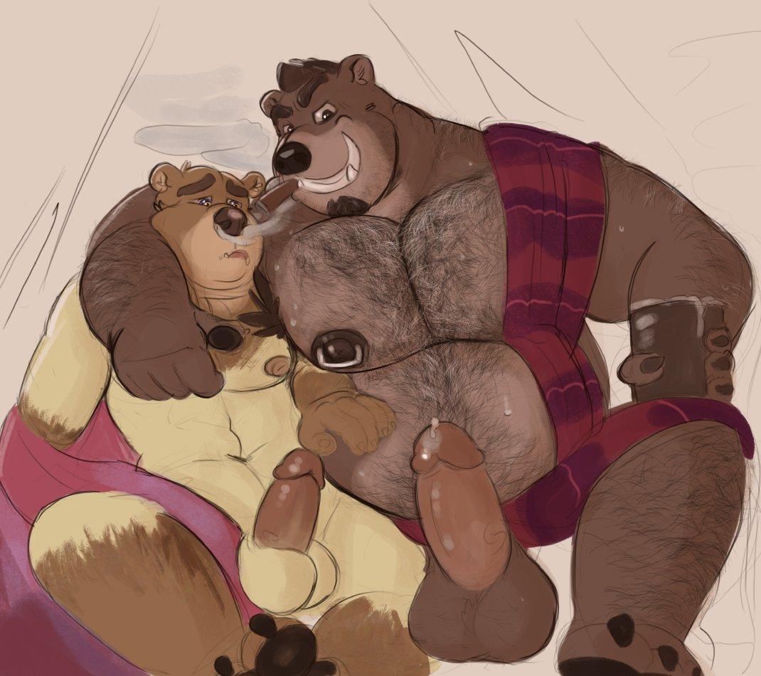 i am a gay bear