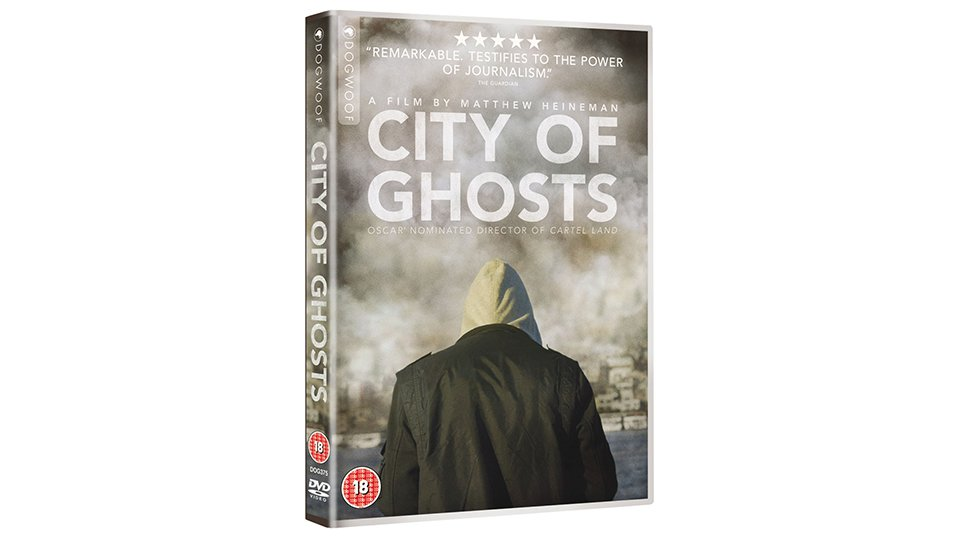 UK & Ireland The compelling real-life thriller, #CityOfGhosts, is 50% off in @Dogwoof's #12DealsOfChristmas: http://dogwoof.org/2jhzPpb