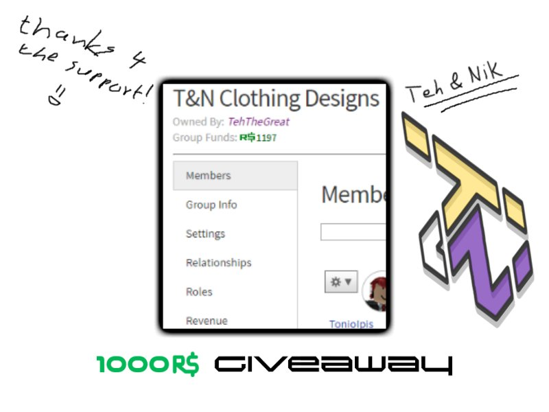 Teh Nik Clothing Designs On Twitter As A Way To Thank The