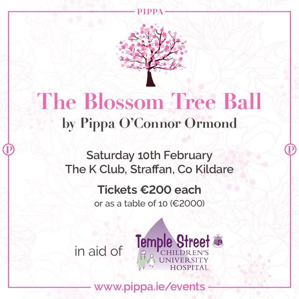 RT @brianormond79: Our charity ball for @Temple_Street will go on sale tomorrow at 10am https://t.co/WCK9UCVSxa https://t.co/xD2g99ICiF