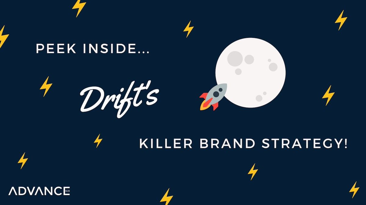 """Peek Inside Drift's Killer Brand Strategy: How to build a B2B SaaS brand that will stand the test of time"" by @NordicEdward http://crsnt.io/JUOf6jke"