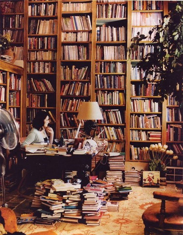 It's NOT hoarding, if it's books... #amwriting #amreading