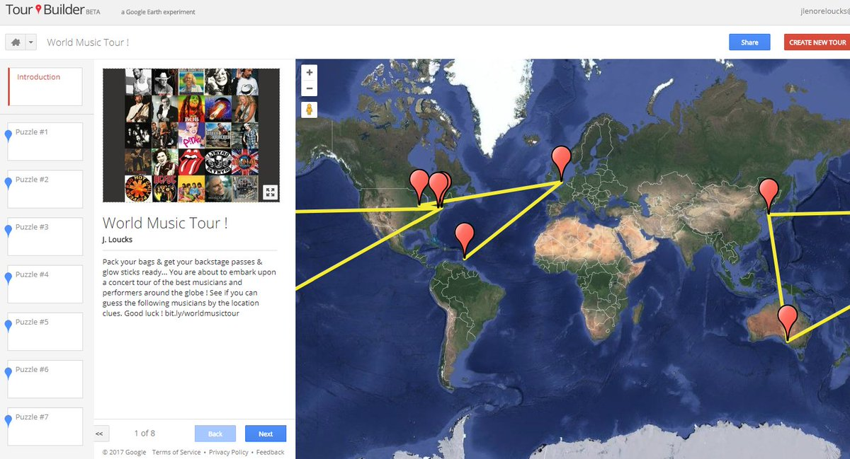 Try this quick engaging WORLD MUSIC TOUR