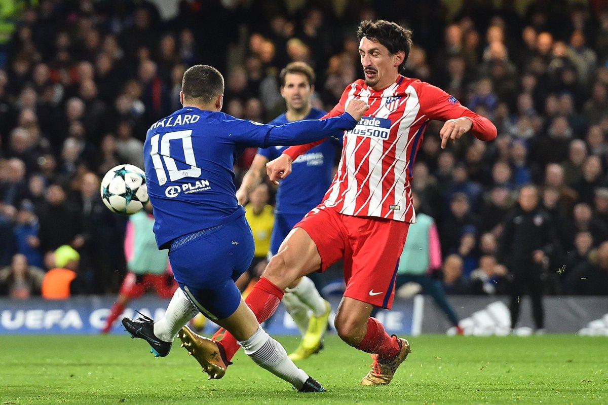 Chấm điểm trận Chelsea 1-1 Atletico Madrid