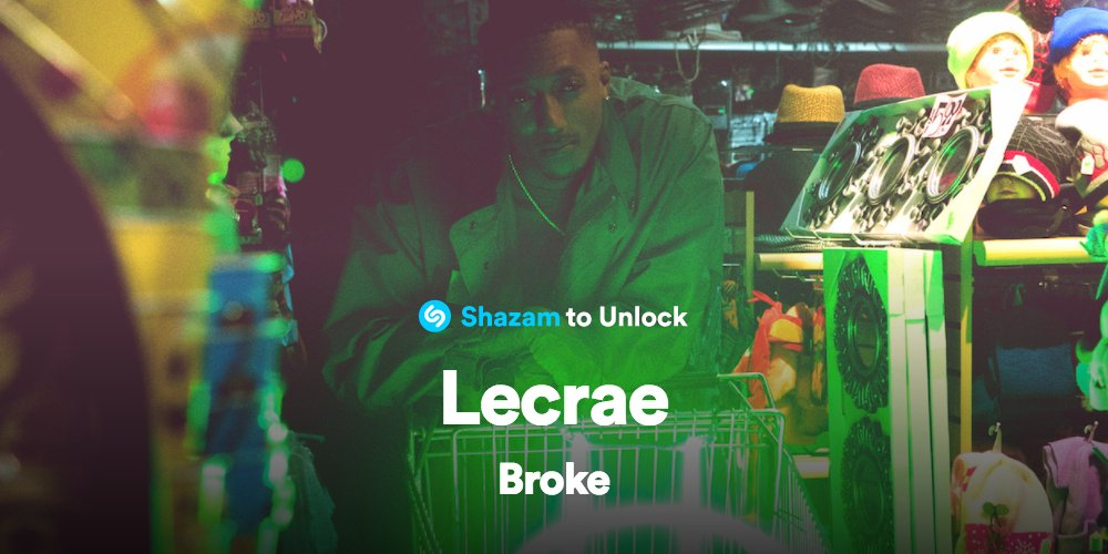 Get an exclusive video from @lecrae when...