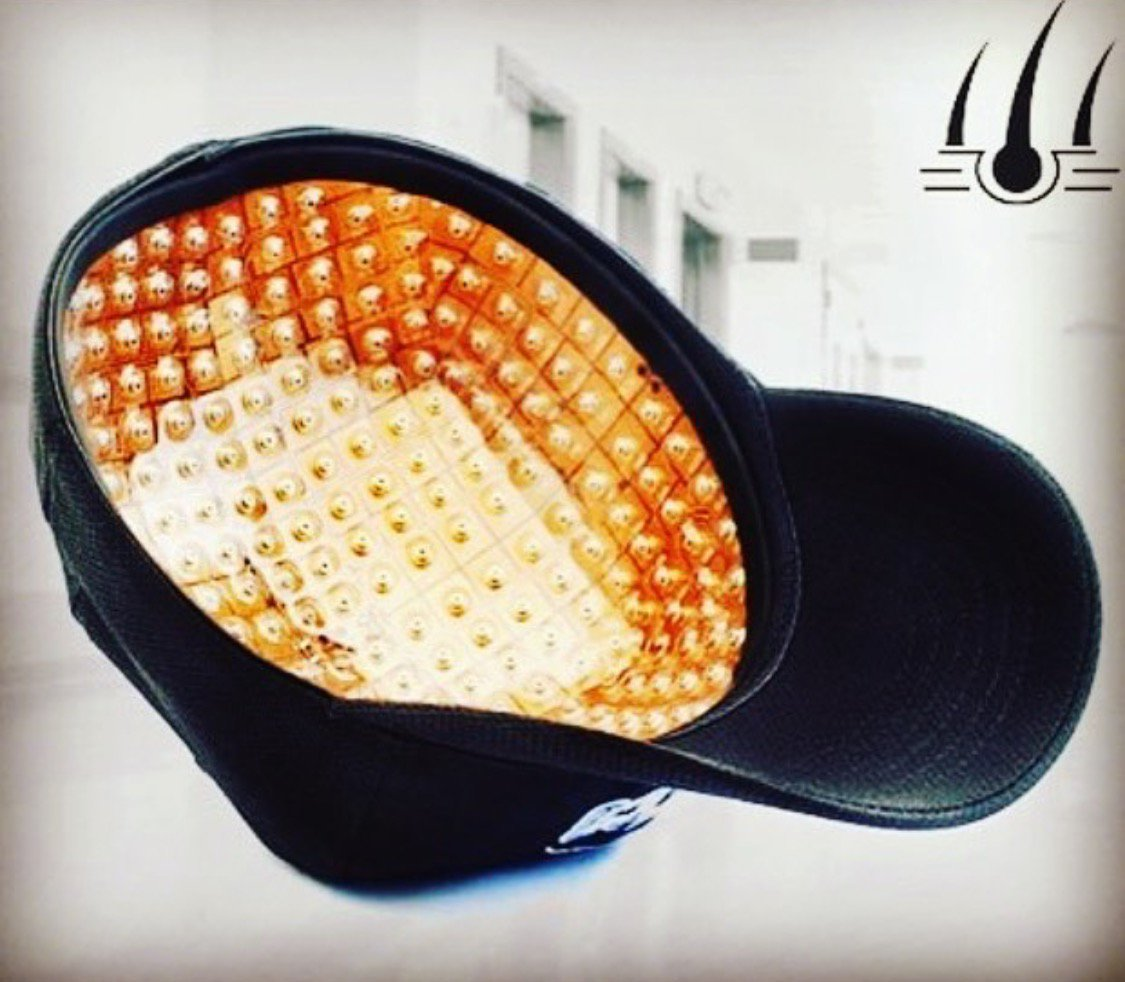 It's getting #chilly for a bald head & #ThinningHair!  Get back those lovely locks of your youth with the #LaserCap!  @LaserCapCompany #Balding #HairRestoration http://ow.ly/qYRL30gXjCr