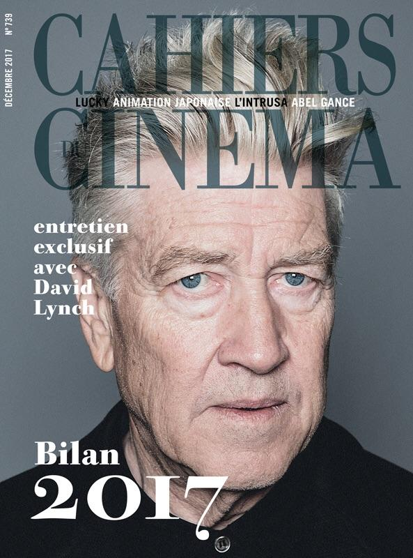 Lynch and Twin Peaks have been on the cover of Cahiers three times this year. https://t.co/fUwrsIarOp