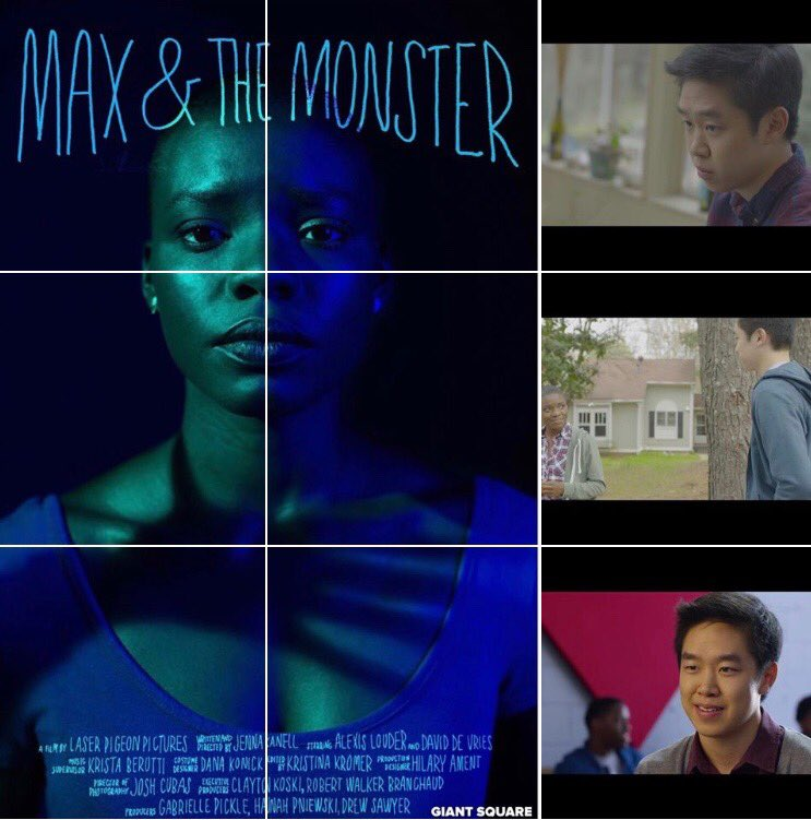 Can&#39;t forget this #hunk #DanielKang starring alongside me in #MaxandtheMonster a fellow @htagency actor #KILLINit  #thisgonnabegood #mymonster  @squidthusiast @joshcubas @gabriellepickle<br>http://pic.twitter.com/LmU7xbuIeL
