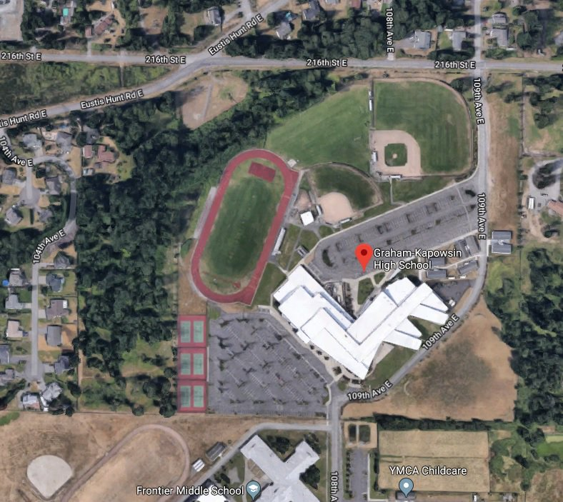 Graham-Kapowsin High School shooting - multiple black suspects on the loose